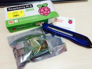 Rpi2防静电袋包装